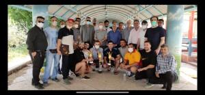 برگزاری مسابقات شنای آبهای آزاد استان خوزستان