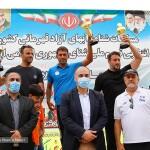 مسابقات شنای آب های آزاد بزرگسالان و پیشکسوتان قهرمانی کشور  به میزبانی استان مازندران در شهرستان نوشهر برگزار شد.
